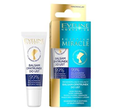 Eveline Egyptian Miracle – balsam do ust regenerująco-kojący (1 szt.)