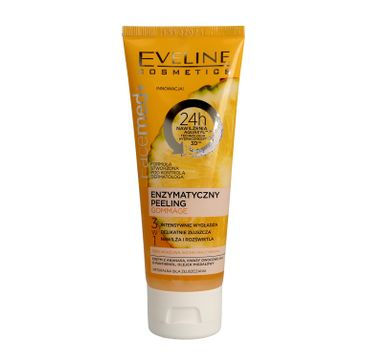 Eveline Facemed+ – peeling enzymatyczny Gommage  (50 ml)