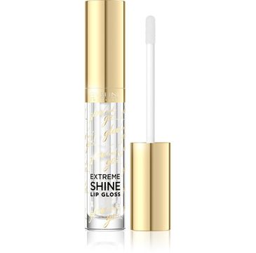 Eveline Glow and Go Błyszczyk do ust Extreme Shine nr 01 Crystal 4.5 ml