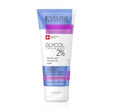 Eveline Glycol Therapy – olejkowy peeling enzymatyczny (100 ml)