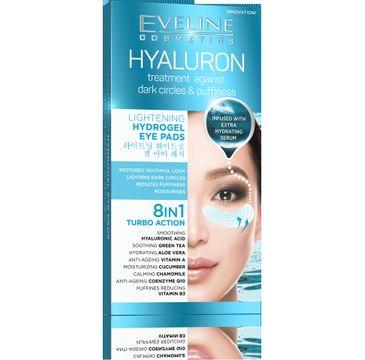 Eveline płatki pod oczy (Hyaluron płatki hydrożelowe  1 op. - 2 szt.)