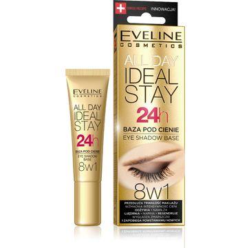 Eveline Ideal Stay baza pod cienie (8w1 12 ml)