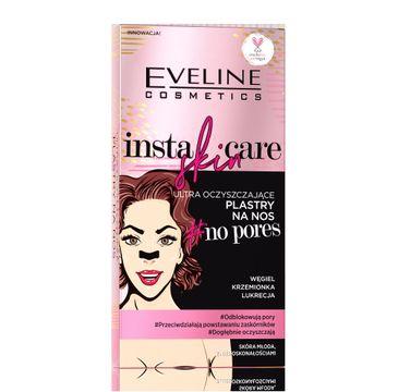 Eveline Insta Skin Care - ultraoczyszczające plastry na nos (2 szt.)