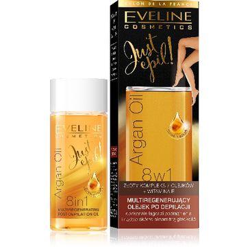 Eveline Just Epil Argan Oil (olejek po depilacji multiregeneracyjny 8w1 75 ml)