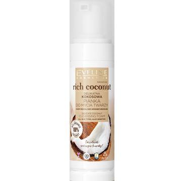 Eveline – Kokosowa pianka do twarzy Rich Coconut (150 ml)