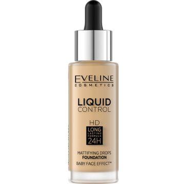 Eveline Liquid Control Long-lasting 24 podkład 016 Vanilla Beige (32 ml)