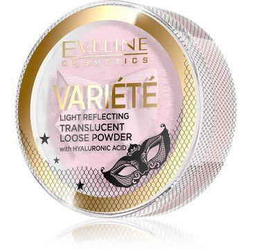 Eveline Sypki puder odbijający światło Variete (6 g)