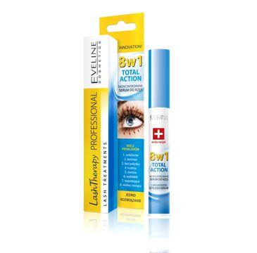 Eveline Lash Therapy Professional Total Action 8w1 (odżywka do rzęs 10 ml)