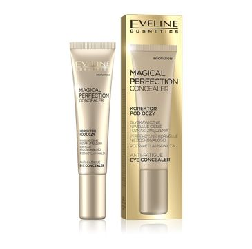 Eveline Magical Perfection Concealer (korektor pod oczy 02 Medium 15 ml)