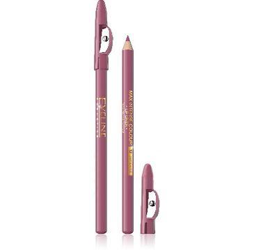 Eveline Max Intense Colour Lip Liner (konturówka do ust 12  Pink 1 szt.)