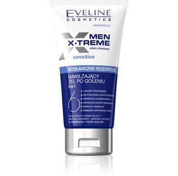Eveline Men X-Treme 6w1 (żel po goleniu nawilżający 150 ml)