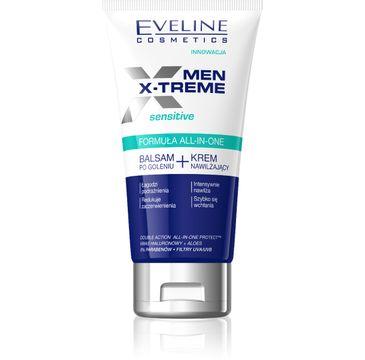 Eveline Men X-Treme (balsam po goleniu + krem 150 ml)