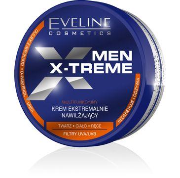 Eveline Men X-Treme (krem do każdego typu cery multifunkcyjny nawilżający 200 ml)
