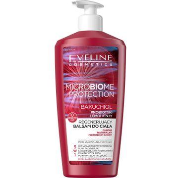Eveline Microbiome Protection – balsam do ciała 5w1 regenerujący – skóra bardzo sucha i wrażliwa (350 ml)