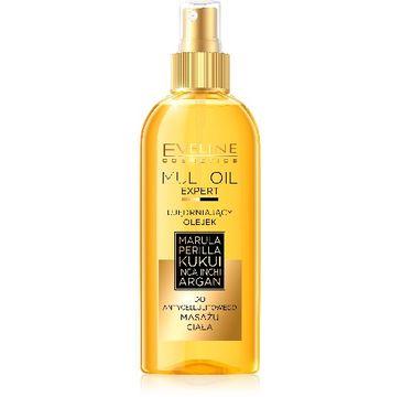 Eveline Multioil Expert (olejek do masażu ciała antycellulitowy ujędrniający 150 ml)