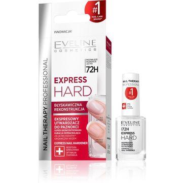 Eveline Nail Therapy (Ekspresowy Utwardzacz do paznokci Express Hard 12 ml)