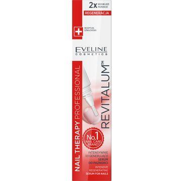 Eveline Nail Therapy intensywnie regenerujące serum do paznokci i skórek 8 ml