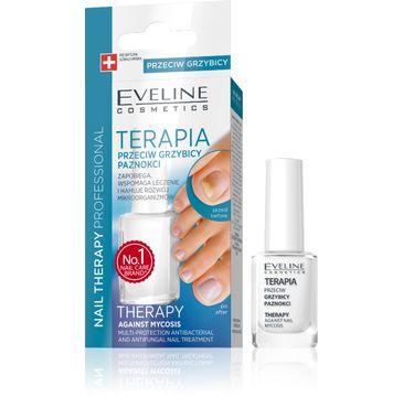 Eveline Nail Therapy (terapia przeciw grzybicy paznokci stóp 12 ml)