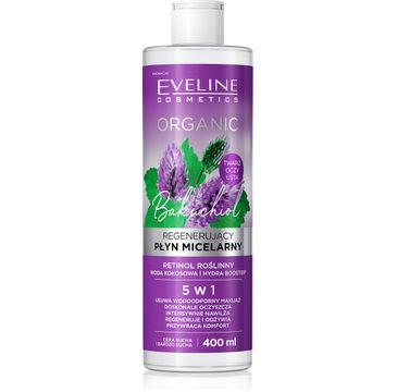 Eveline Organic Płyn micelarny regenerujący Bakuchiol (400 ml)