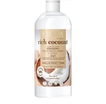 Eveline – Płyn-tonik micelarny Rich Coconut (500 ml)