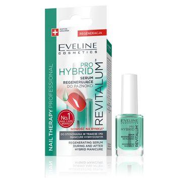 Eveline Revitalum Pro Hybrid – serum regenerujące do paznokci (12 ml)