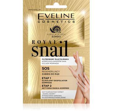 Eveline Royal Snail Zabieg 2-etapowy do rąk 2 x 6 ml