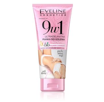 Eveline ultradelikatna pianka do golenia (175 ml)