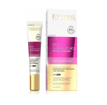 Eveline – 100% bioBAKUCHIOL Koncentrat pod oczy (20 ml)