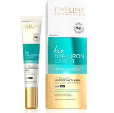 Eveline – Liftingujący krem pod oczy Bio Hyaluron Expert (20 ml)