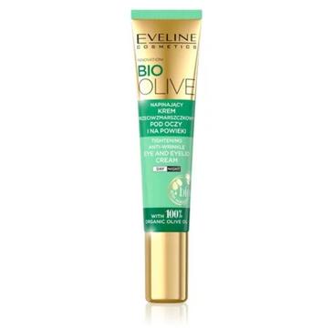 Eveline – Bio Olive Napinający krem przeciwzmarszczkowy pod oczy i na powieki (20 ml)