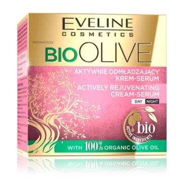 Eveline – Bio Olive Aktywnie odmładzający krem-serum (50 ml)