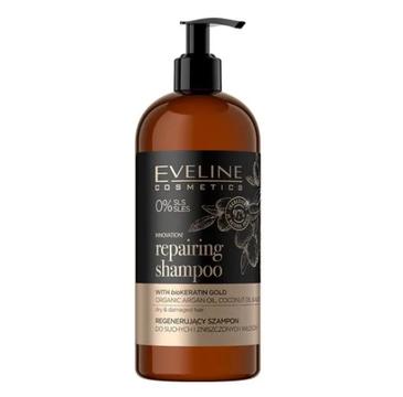 Eveline Bio Organic Gold Regenerujący szampon do suchych i zniszczonych włosów (500 ml)