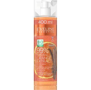 Eveline – Bio Organic Rozgrzewający odżywczo-ujędrniający krem-żel do ciała (400 ml)