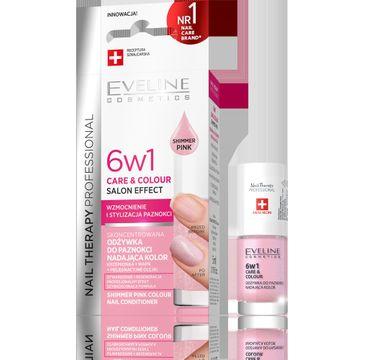 Eveline Nail Therapy odżywka do paznokci 6w1 (5 ml)