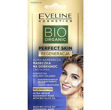 Eveline Bio Organic Perfect Skin Maseczka Ultra Naprawcza na dobranoc (8 ml)
