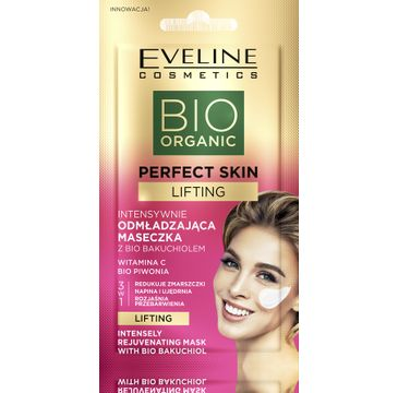 Eveline Bio Organic Perfect Skin Maseczka z Bio Bakucholem (8 ml)