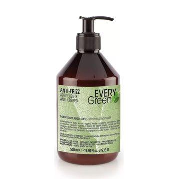Every Green Anti-Frizz Softening Conditioner odżywka do włosów suchych i niesfornych 500ml