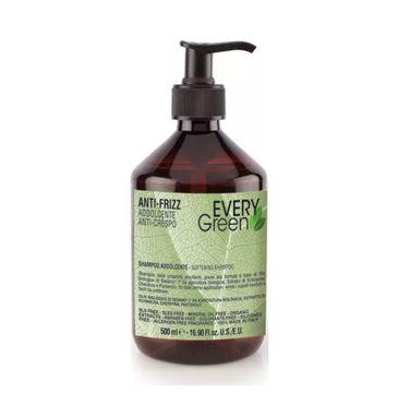 Every Green Anti-Frizz Softening Shampoo szampon do włosów suchych i niesfornych 500ml