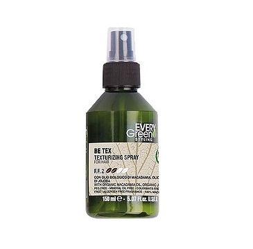 Every Green Be Tex Texturing Spray For Hair teksturyzujący balsam w sprayu nadający włosom objętości i kształtu (150 ml)