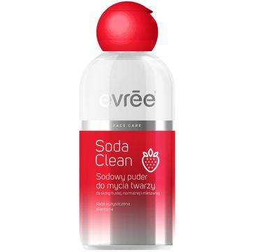 Evree Soda Clean sodowy puder do mycia twarzy 100 g