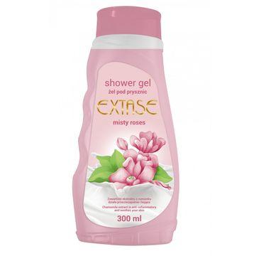 Extase Shower Gel żel pod prysznic Misty Roses (300 ml)