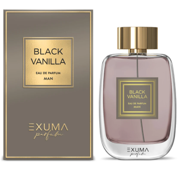 Exuma Black Vanilla Man woda perfumowana spray 100ml