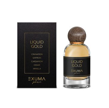 Exuma Prive Liquid Gold woda perfumowana spray 100ml