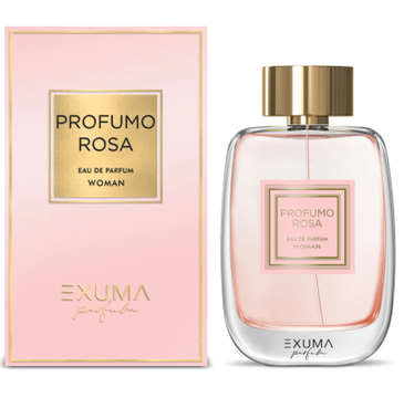 Exuma Profumo Rosa Woman woda perfumowana spray (100ml)