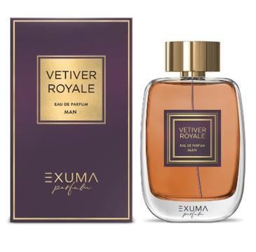 Exuma Vetiver Royale Man woda perfumowana spray (100ml)