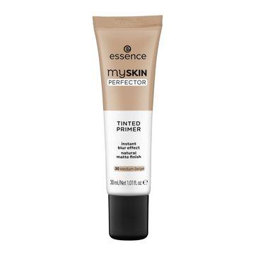 Essence – My Skin Perfector Tinted Primer koloryzująca baza pod makijaż 30 Medium Beige (30 ml)