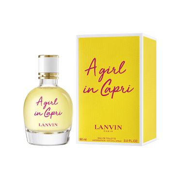 Lanvin A Girl In Capri – woda toaletowa spray (90 ml)
