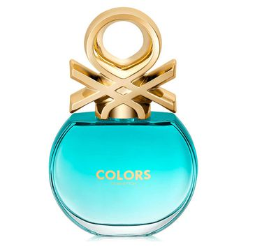 Benetton – woda toaletowa spray Colors Blue Woman (80 ml)