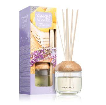 Yankee Candle Reed Diffuser pałeczki zapachowe z dyfuzorem Lemon Lavender 120ml