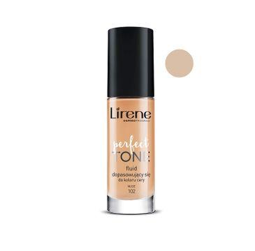 Lirene Perfect Tone – fluid dopasowujący się do koloru cery 102 Nude (30 ml)